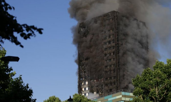 'The spirit of Londoners is what brought the community around Grenfell Tower together', says volunteer