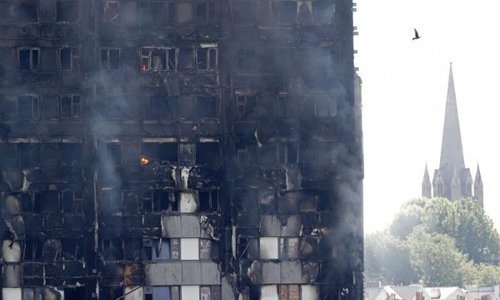 Grenfell Tower: anguished resident tells Paul Ross what she saw