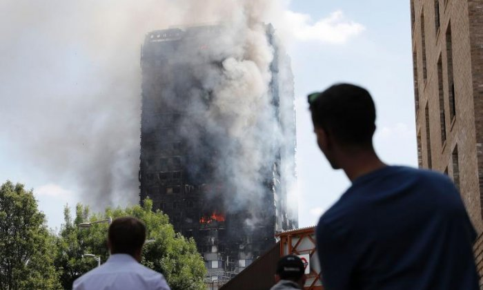 'Company provided cladding for Grenfell Tower knowing it was a fire risk', says journalist