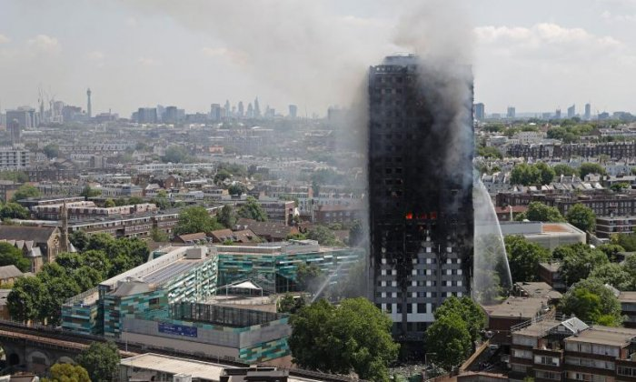 Council's checks after Grenfell Tower blaze