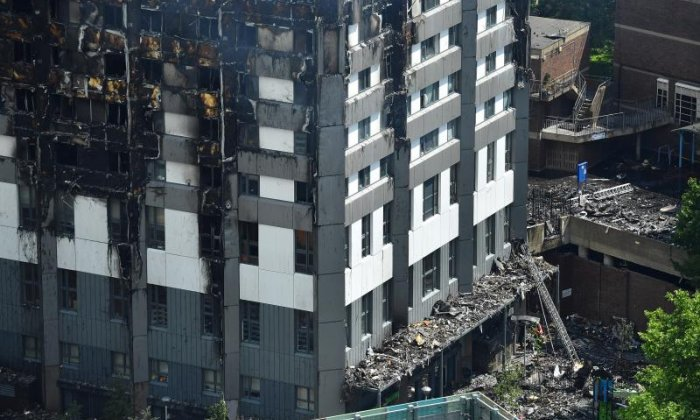 'Empty homes of the rich should be temporarily requisitioned for Grenfell Tower victims', says Labour MP Jim Fitzpatrick