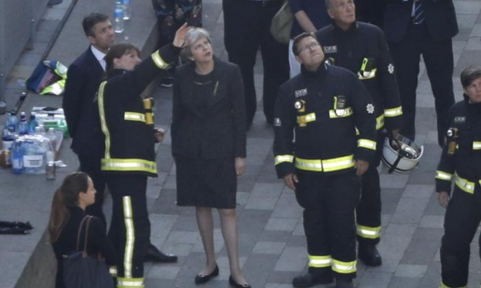 'Theresa May will be forced to visit Grenfell Tower again and talk to residents as her first visit was dreadful', says former Labour advisor