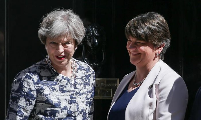 Brexit, defence and agriculture - What's in the Tory-DUP deal?