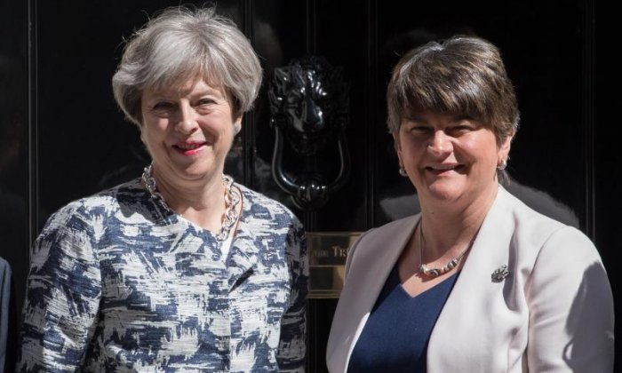 'The Tory-DUP deal is indefensible and unfair to the rest of the UK', says SNP MP