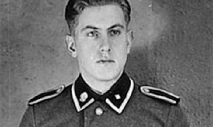 Reinhold Hanning was sent to Auschwitz after being wounded in battle