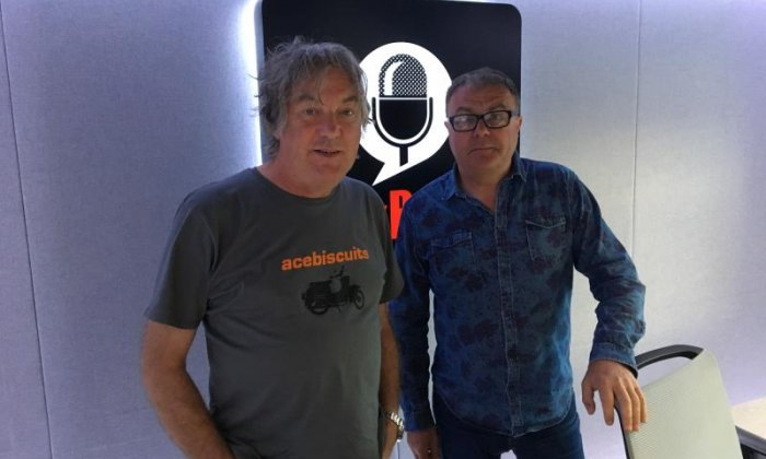 James May on The Grand Tour, his book, and Richard Hammond's recovery