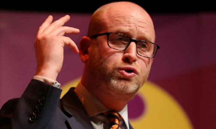 Nuttall has vowed to carry on campaigning