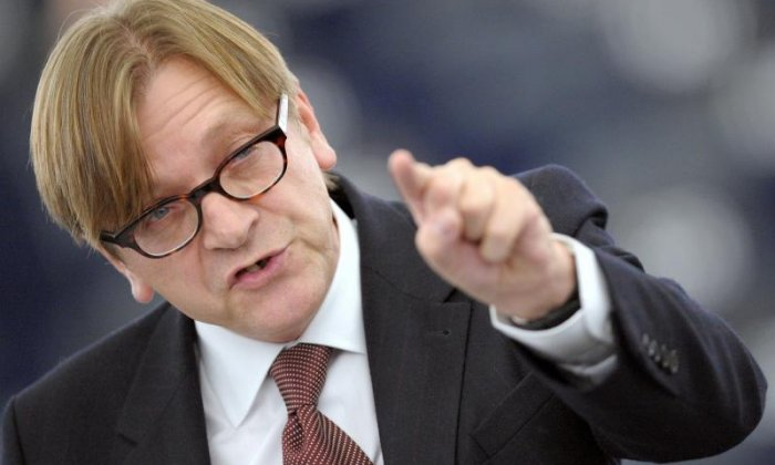 Guy Verhofstadt calls for Jeremy Corbyn to be involved in Brexit negotiations