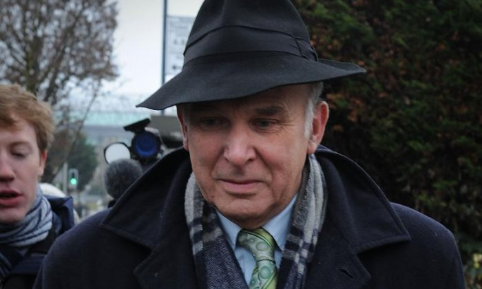 Vince Cable elected new leader of UK Liberal Democrats