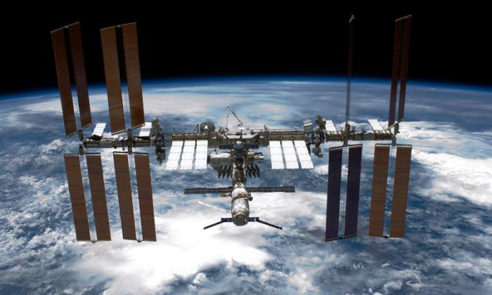 3D printed drone sends first images back to earth from International Space Station