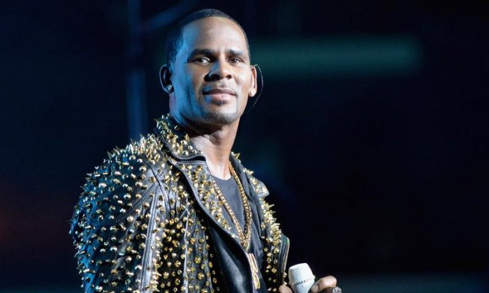 R Kelly denies holding women captive following Buzzfeed report