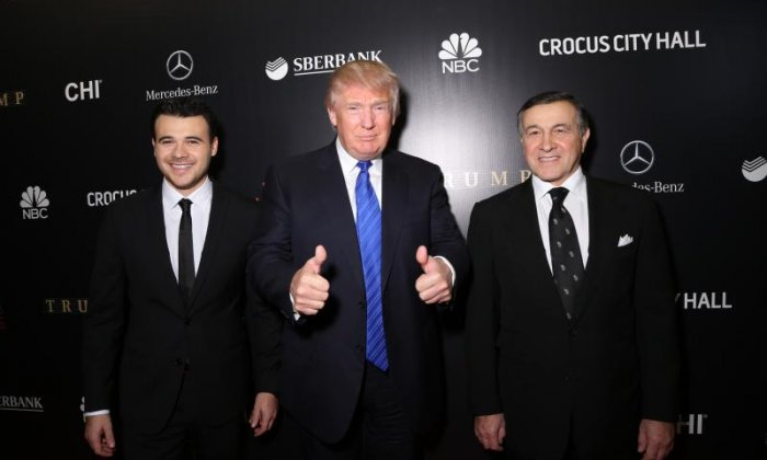 Who is the Russian magnate in Trump Jr email scandal central to World Cup 2018 plans?