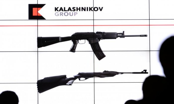 The Kalashnikov company has created a war robot with the capability to learn
