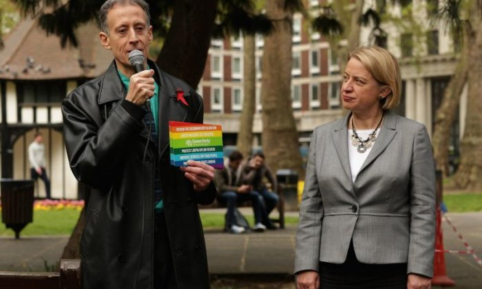Peter Tatchell calls on Theresa May to act on 50th anniversary of part-decriminalisation of homosexuality