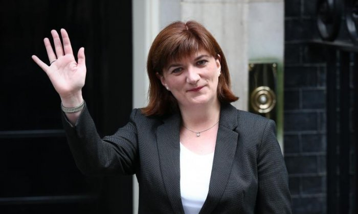 Nicky Morgan – MP for Loughborough