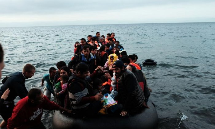 James Whale: 'Everybody in this country that does nothing to help those in the Middle East stinks'