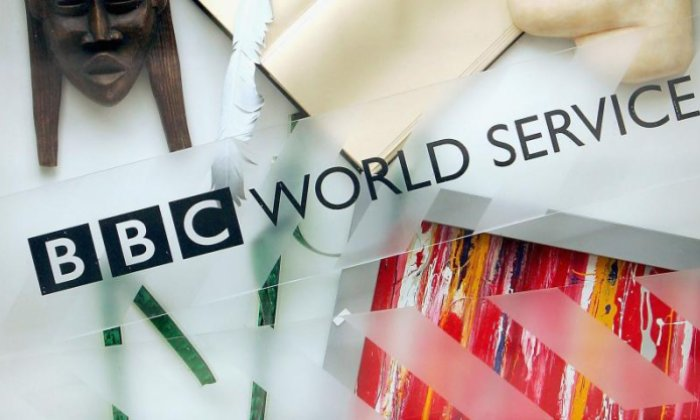 New BBC pay row erupts over World Service and news gap