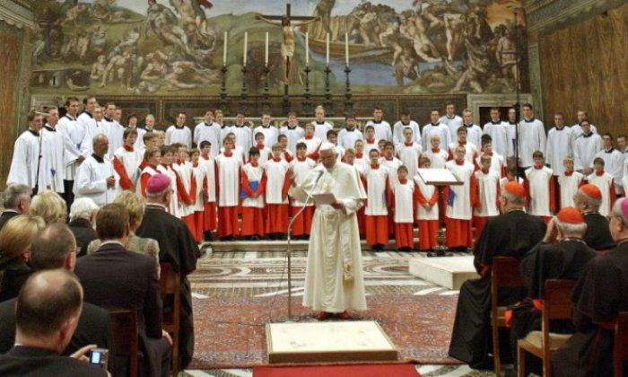 More than 500 children in German Catholic choir 'abused between 1945 and early 1990s'