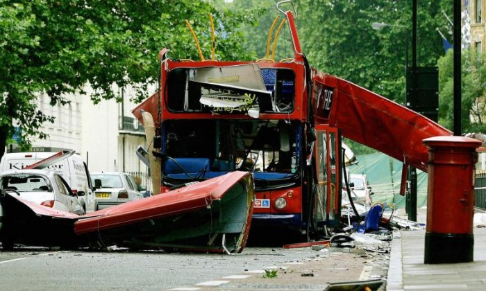 'We must never forget them' - Tributes are paid to victims of London Bombings 12 years on