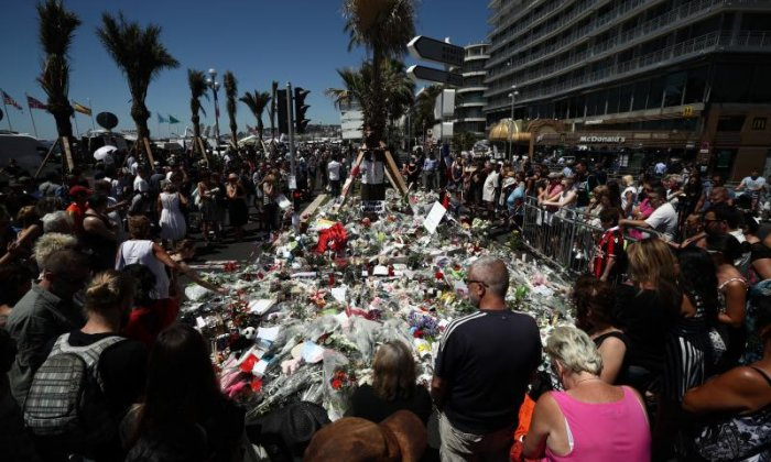'Nice remembers' - Tributes flood Twitter to mark the anniversary of terror attack