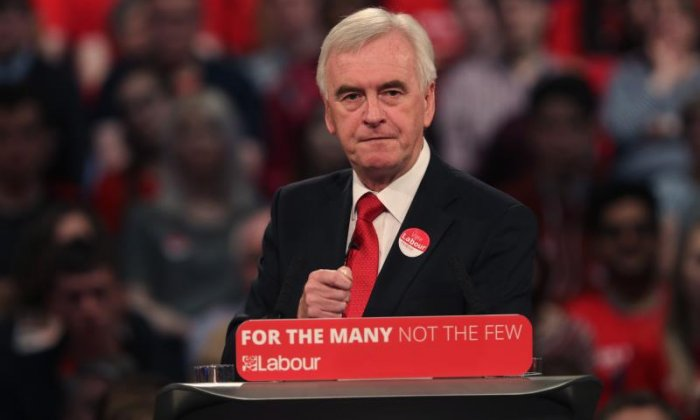 Public sector pay cap: Labour's John McDonnell says 'this is a cabinet of absolute chaos'