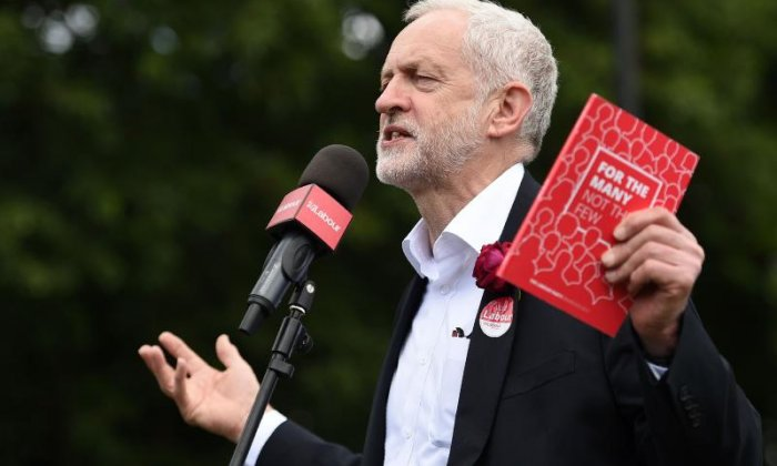 'Jeremy Corbyn needs to show leadership and end the intimidation of Labour MPs', says centrist group Progress