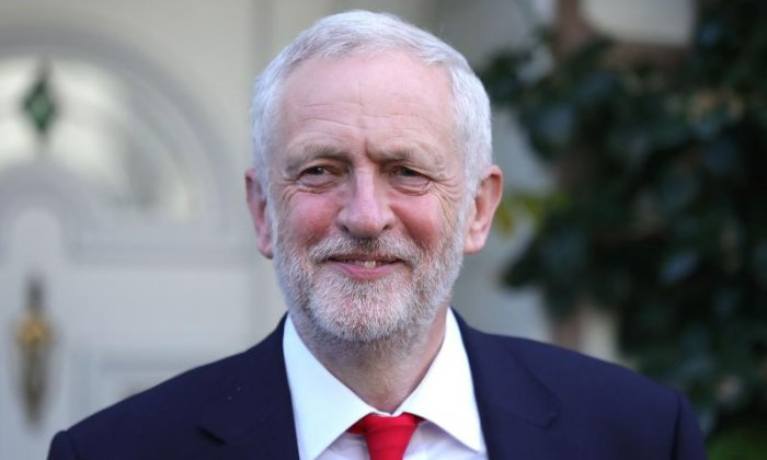 Labour ready to govern & negotiate Brexit, Jeremy Corbyn tells EU's Barnier