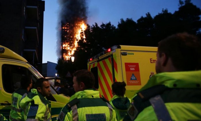 Grenfell Tower: Police reveal a victim had spoken to 999 for 55 minutes