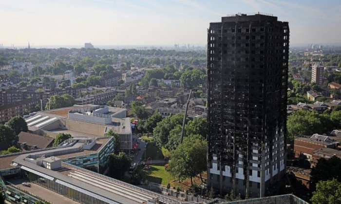 Recovery officer says Grenfell is
