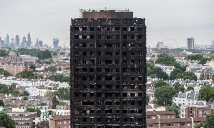 Head of Grenfell inquiry faces call to resign from the public in consultation