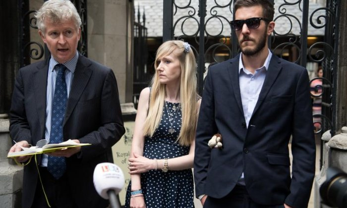 Charlie Gard to be examined by U.S. doctor who created experimental treatment
