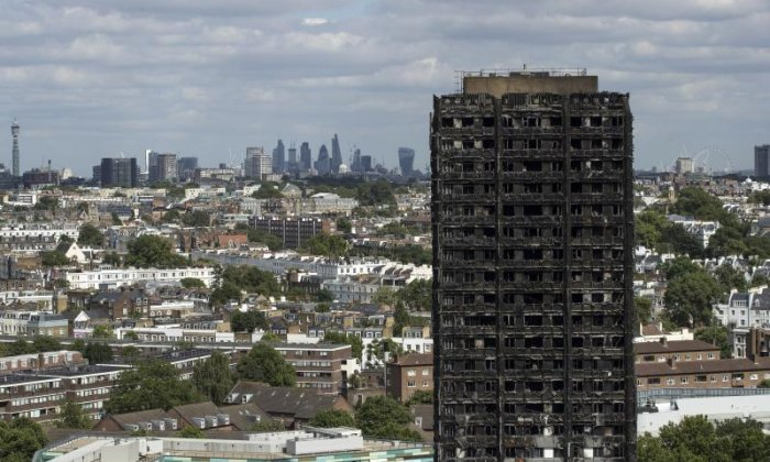 Grenfell Tower to be coated by wrap in August to assist forensic investigation