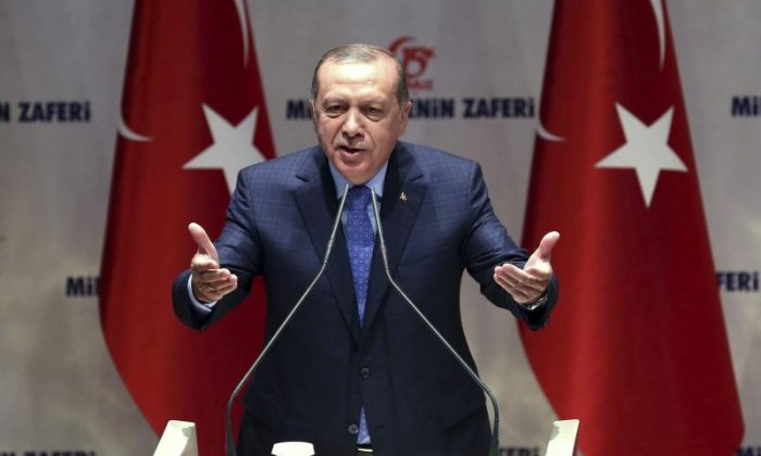 Swedish MPs file legal complaint against President Erdogan for genocide and crimes against humanity