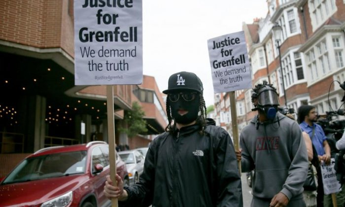 'Chaotic consultations with Grenfell Tower victims could lead to inquiry boycott', says Society of Black Lawyers