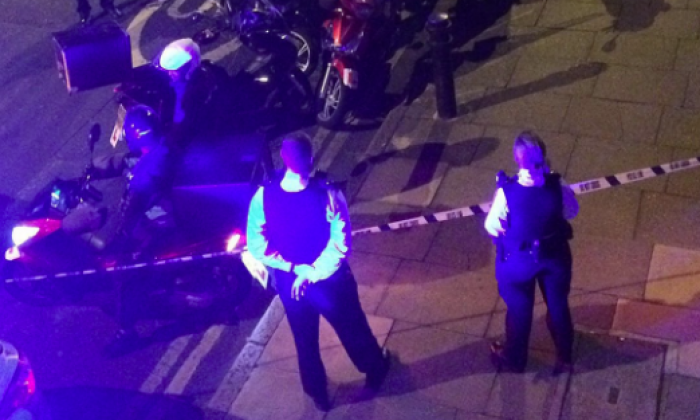 Teenager arrested following a string of acid attacks in east London
