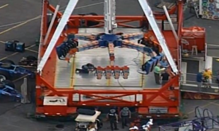 One dead in horror accident on ride at Ohio State Fair