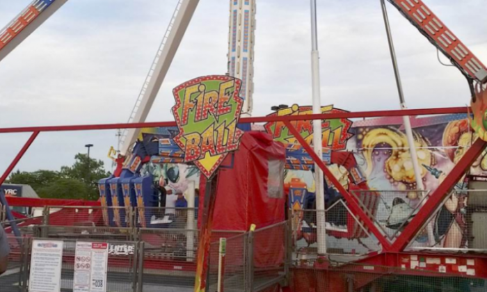 After the freak accident at the Ohio State Fair, how safe are UK rides?