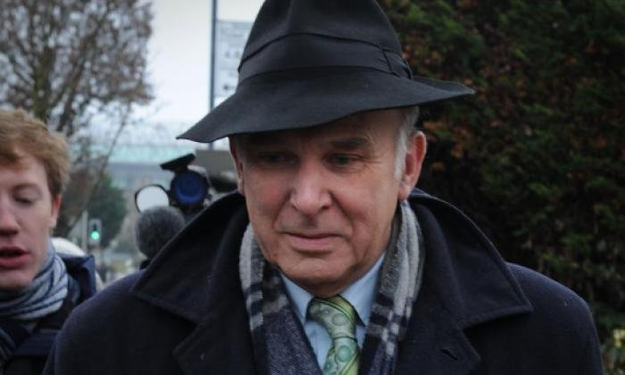 Vince Cable spoke to Sam hours after being elected leader of the Lib Dems