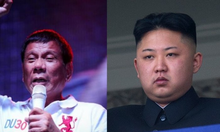 Rodrigo Duterte launches astonishing attack on Kim Jong-un
