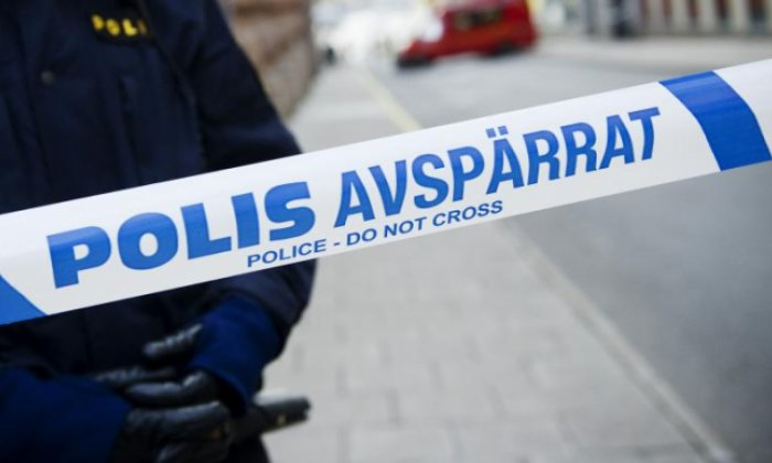 Car ploughs into pedestrians outside hospital in Stockholm