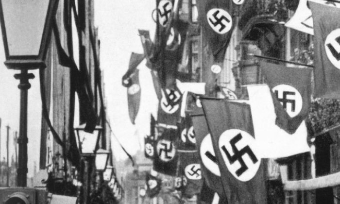 Anne Frank Center notices parallels between Nazi Germany and present time