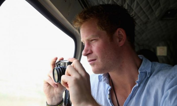 Prince Harry praises his father for how he acted in the wake of Princess Diana's death