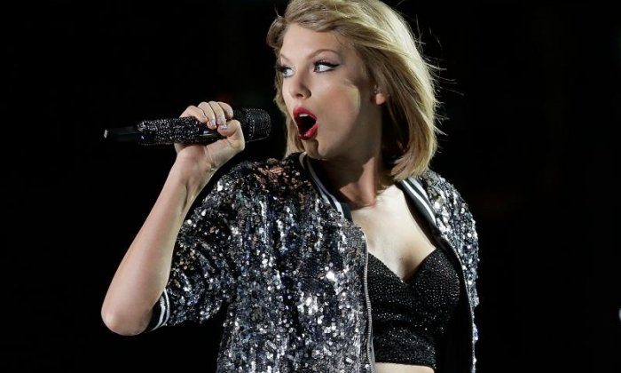 The Two Mikes evaluate Taylor Swift's new song - MG thinks it sounds like Right Said Fred