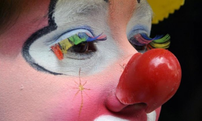 Palestinian clown accused of joining terror group released by Israeli forces
