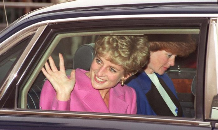 'You're STILL the princess' - Twitter pays tribute to Princess Diana on 20-year anniversary of her death