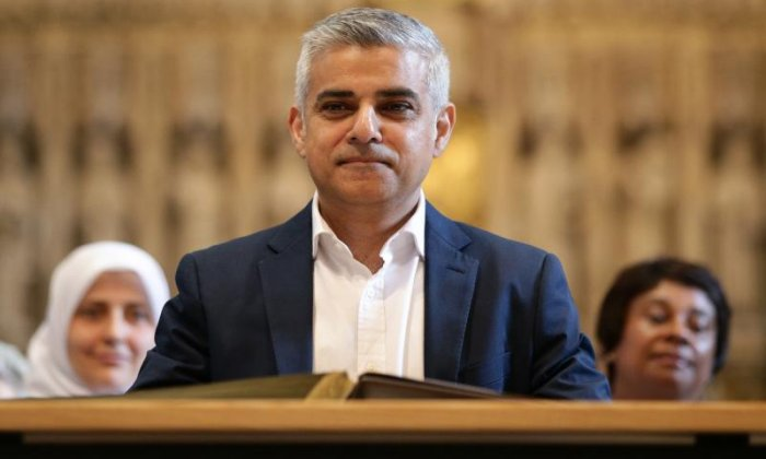 Sadiq Khan after London Bridge terror attack