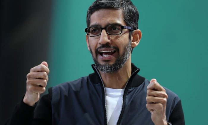 Google CEO calls for inclusive workplace after man was sacked for anti-diversity memo