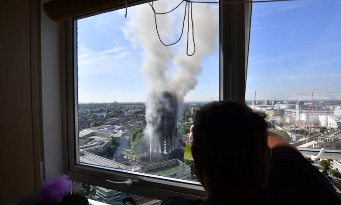Grenfell: Kensington and Chelsea Council's relief efforts are blasted by community members