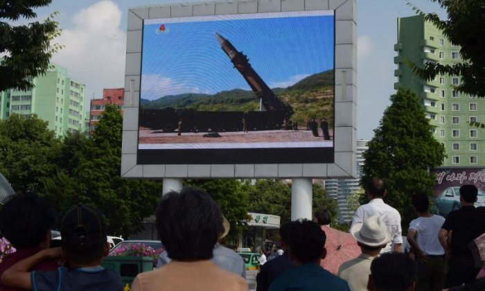 North Korea hints at new advanced missiles