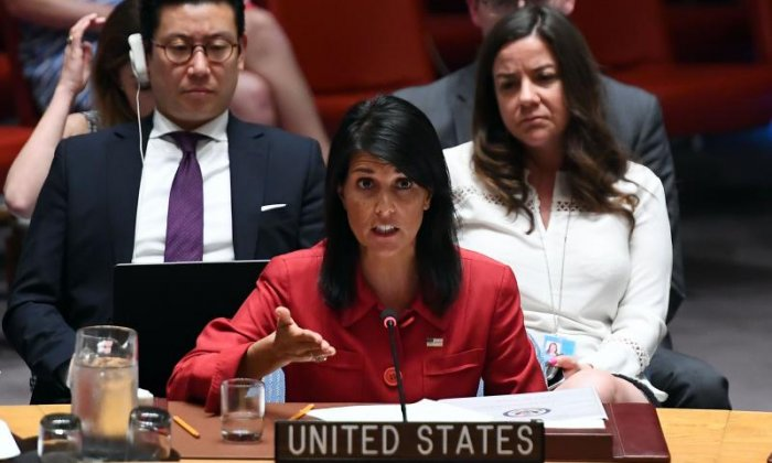 US calls for United Nations to investigate Hezbollah